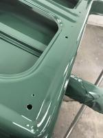65 single cab velvet green