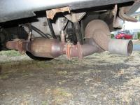 911 muffler with Smallcar mount/header