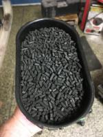 Charcoal canister breakdown