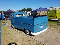 VW tipper trucks SO15 Begian conversion