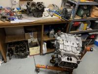Building a 2.2L WBX