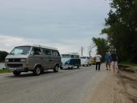 """Our impromptu Covid-19 """"get-out-of-the-house"""" twin river caravan"""