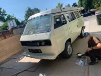 Repaint 87 Westy