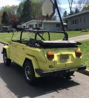 Thing suspension rebuild
