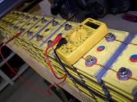 Lithium battery pack balancing examples