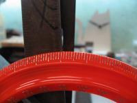 Big Top pole angle