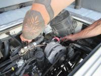 1989 Westy Makeover: GoWesty 2.3L Engine plus plus plus