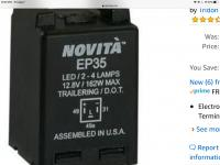 LED flasher relay 12 volt