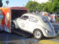 50th anniv. Karmann Ghia/Herbie and Friends Cruise