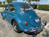 1966 Sea Blue Sunroof Bug