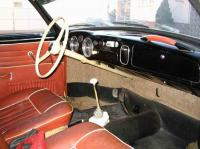 Lowlight Karmann Ghia dash