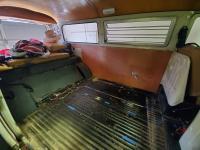 '68 bus interior