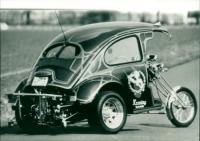 Split window Beetle trike
