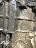 Transaxle detail