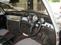 RHD Automatic Squareback dash and pedals