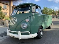 1966 Velvet Green Single Cab Pickup