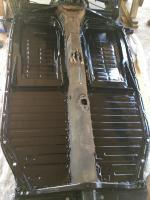 1966 beetle pans