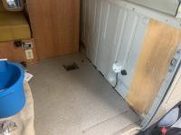 Dormobile Fridge & Stove Removal and Cleanup