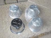 Chromed caps