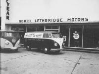 North Lethbridge