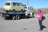 Vanagon Towed