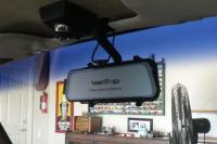 Vanagon Dash Cam & Rearview Cam