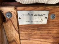 Early Sundial  Camper Badge