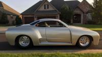 1974 Custom Volkswagen Karmann Ghia Coupe from Mecum Auction