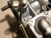 Solex 30 Pict 2 Metering Screw