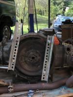 Crank lock rig