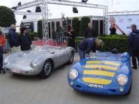 Porsche Meeting in Oostende Belgium