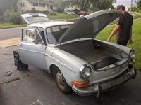 RHD automatic '70 squareback