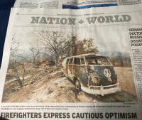 San Diego Union-Tribune, Tuesday. August 25, 2020