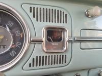 Beetle Dash, Fuel Gauge Grille, 1965