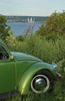 1977 Beetle in Piermont, New York