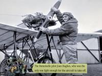 """VW-engined vintage airplane in """"Those Magnificent Men in their Flying Machines"""""""