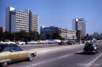 San Diego Harbor Drive in the 70's