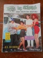 Las Reseras magazine with lots of drama and a VW Bus