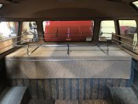 Rear Luggage Area, Carpet, Bar, Trim