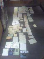 Original paper work for our car