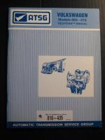 ATSG VW 003-010 Automatic Transmission Tech Manual