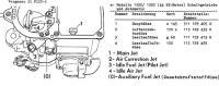 VW Carburetor Diagram