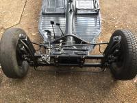 1968 Beetle RHD Front Suspension