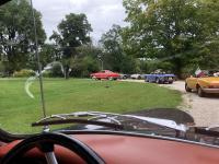 Lime Rock vintage car parade 2020