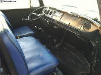 1975 Type 2 front seat rebuild