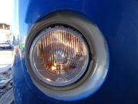 European style H4 headlamps install