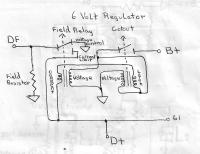 Mechanical 6 Volt Voltage Regulator Schematic