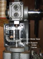 Vanagon Odometer Mechanism and Repair