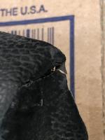 Cracked Upper Door Pads