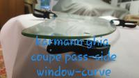 Karmann Ghia Windows bends